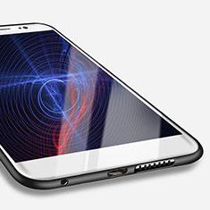 Huawei Honor Magic用極薄ソフトケース シリコンケース 耐衝撃 全面保護 S02 ファーウェイ ブラック