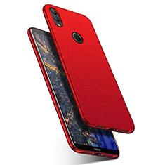 Huawei Honor Note 10用ハードケース プラスチック カバー ファーウェイ レッド