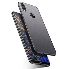 Huawei Honor Note 10用ハードケース プラスチック カバー ファーウェイ グレー