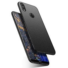 Huawei Honor Note 10用ハードケース プラスチック カバー ファーウェイ ブラック