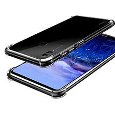Huawei Honor Note 10用極薄ソフトケース シリコンケース 耐衝撃 全面保護 クリア透明 H03 ファーウェイ クリア
