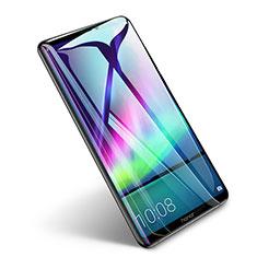 Huawei Honor Note 10用強化ガラス フル液晶保護フィルム F02 ファーウェイ ブラック
