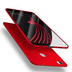 Huawei Honor Note 8用ハードケース プラスチック 質感もマット M04 ファーウェイ レッド
