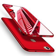 Huawei Honor Note 8用ハードケース プラスチック 質感もマット M05 ファーウェイ レッド