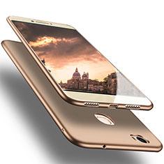 Huawei Honor Note 8用極薄ソフトケース シリコンケース 耐衝撃 全面保護 ファーウェイ ゴールド