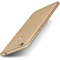 Huawei Honor Note 8用ハードケース プラスチック 質感もマット ファーウェイ ゴールド
