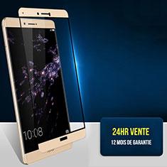 Huawei Honor Note 8用強化ガラス フル液晶保護フィルム F05 ファーウェイ ゴールド