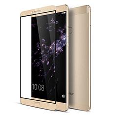 Huawei Honor Note 8用強化ガラス フル液晶保護フィルム F06 ファーウェイ ゴールド