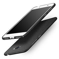 Huawei Honor Play 5用ハードケース プラスチック 質感もマット ファーウェイ ブラック