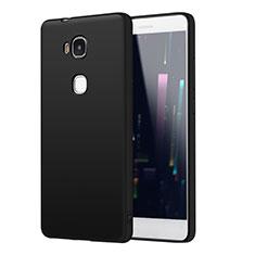 Huawei Honor Play 5X用極薄ソフトケース シリコンケース 耐衝撃 全面保護 S01 ファーウェイ ブラック