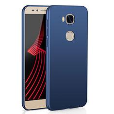Huawei Honor Play 5X用ハードケース プラスチック 質感もマット M02 ファーウェイ ネイビー
