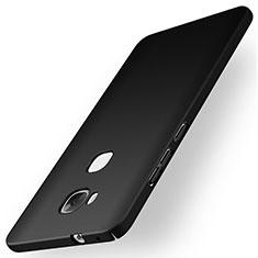 Huawei Honor Play 5X用ハードケース プラスチック 質感もマット M01 ファーウェイ ブラック