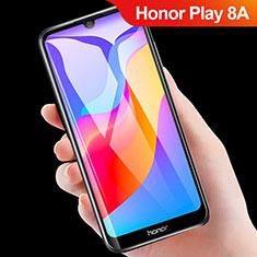 Huawei Honor Play 8A用アンチグレア ブルーライト 強化ガラス 液晶保護フィルム B04 ファーウェイ クリア