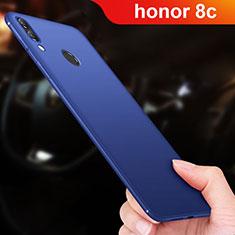 Huawei Honor Play 8C用極薄ソフトケース シリコンケース 耐衝撃 全面保護 S04 ファーウェイ ネイビー