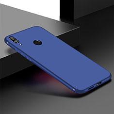 Huawei Honor Play 8C用極薄ソフトケース シリコンケース 耐衝撃 全面保護 S01 ファーウェイ ネイビー