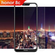 Huawei Honor Play 8C用強化ガラス 液晶保護フィルム ファーウェイ クリア