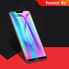 Huawei Honor Play 8C用強化ガラス 液晶保護フィルム T02 ファーウェイ クリア