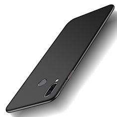 Huawei Honor Play用ハードケース プラスチック 質感もマット M01 ファーウェイ ブラック