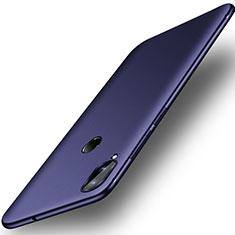 Huawei Honor Play用極薄ソフトケース シリコンケース 耐衝撃 全面保護 S01 ファーウェイ ネイビー