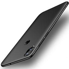 Huawei Honor Play用極薄ソフトケース シリコンケース 耐衝撃 全面保護 S01 ファーウェイ ブラック