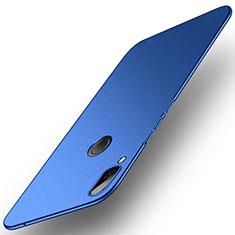 Huawei Honor Play用ハードケース カバー プラスチック ファーウェイ ネイビー
