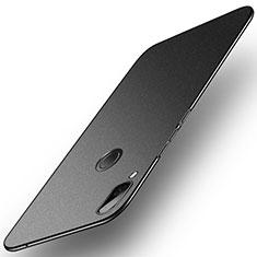 Huawei Honor Play用ハードケース カバー プラスチック ファーウェイ ブラック