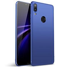 Huawei Honor Play用極薄ソフトケース シリコンケース 耐衝撃 全面保護 S02 ファーウェイ ネイビー