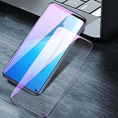 Huawei Honor Play4 5G用アンチグレア ブルーライト 強化ガラス 液晶保護フィルム B02 ファーウェイ クリア