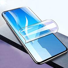 Huawei Honor Play4 5G用高光沢 液晶保護フィルム フルカバレッジ画面 F02 ファーウェイ クリア
