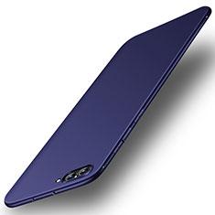 Huawei Honor V10用極薄ソフトケース シリコンケース 耐衝撃 全面保護 S02 ファーウェイ ネイビー