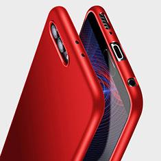 Huawei Honor V10用極薄ソフトケース シリコンケース 耐衝撃 全面保護 S09 ファーウェイ レッド