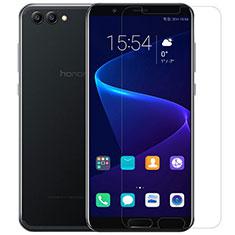Huawei Honor V10用強化ガラス 液晶保護フィルム T07 ファーウェイ クリア