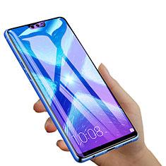 Huawei Honor V10 Lite用アンチグレア ブルーライト 強化ガラス 液晶保護フィルム ファーウェイ クリア