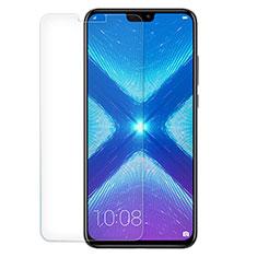 Huawei Honor V10 Lite用強化ガラス 液晶保護フィルム T04 ファーウェイ クリア