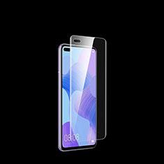 Huawei Honor V30 5G用高光沢 液晶保護フィルム フルカバレッジ画面 ファーウェイ クリア