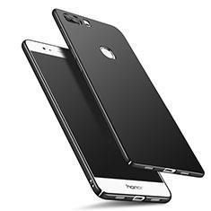 Huawei Honor V8用ハードケース プラスチック 質感もマット M05 ファーウェイ ブラック