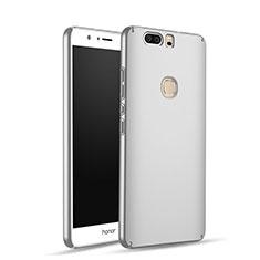 Huawei Honor V8用ハードケース プラスチック 質感もマット ファーウェイ ホワイト