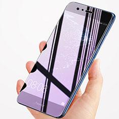 Huawei Honor V8用アンチグレア ブルーライト 強化ガラス 液晶保護フィルム B01 ファーウェイ ネイビー