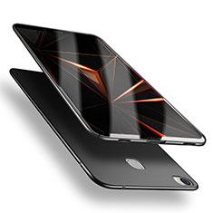 Huawei Honor V8 Max用ハードケース プラスチック 質感もマット M06 ファーウェイ ブラック