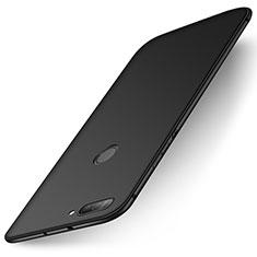 Huawei Honor V9用極薄ソフトケース シリコンケース 耐衝撃 全面保護 S01 ファーウェイ ブラック