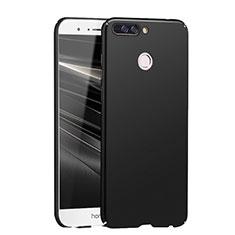 Huawei Honor V9用ハードケース プラスチック 質感もマット M04 ファーウェイ ブラック