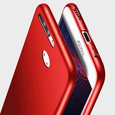 Huawei Honor V9用極薄ソフトケース シリコンケース 耐衝撃 全面保護 S03 ファーウェイ レッド