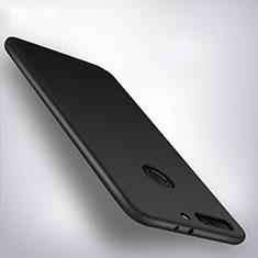 Huawei Honor V9用ハードケース プラスチック 質感もマット M01 ファーウェイ ブラック