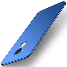 Huawei Honor V9 Play用ハードケース プラスチック 質感もマット M01 ファーウェイ ネイビー