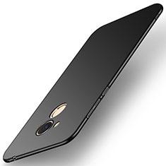 Huawei Honor V9 Play用ハードケース プラスチック 質感もマット M01 ファーウェイ ブラック