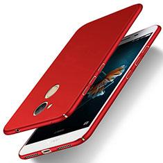 Huawei Honor V9 Play用ハードケース プラスチック 質感もマット M02 ファーウェイ レッド