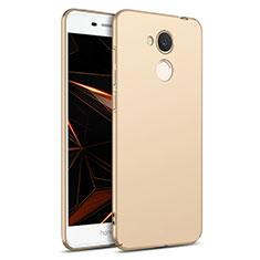 Huawei Honor V9 Play用ハードケース プラスチック 質感もマット M03 ファーウェイ ゴールド