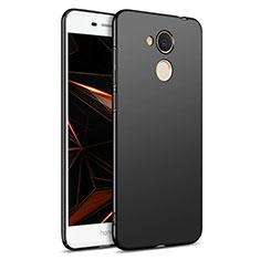 Huawei Honor V9 Play用ハードケース プラスチック 質感もマット M03 ファーウェイ ブラック