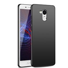 Huawei Honor V9 Play用ハードケース プラスチック 質感もマット M04 ファーウェイ ブラック
