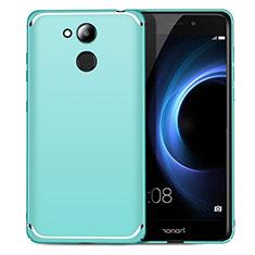 Huawei Honor V9 Play用極薄ソフトケース シリコンケース 耐衝撃 全面保護 S02 ファーウェイ グリーン